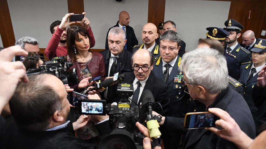 Operazione anticamorra in Veneto, tutti gli arrest...