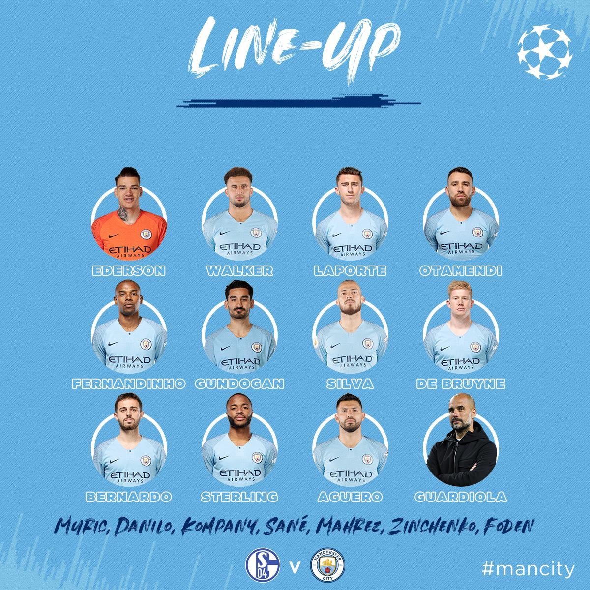 Manchester City's photo on Otamendi
