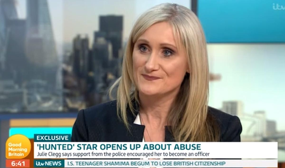 Hunted star Julie Clegg reveals she almost died after being sexually assaulted  https://t.co/GZwifMsZP2