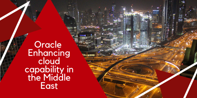 Hot on the heels of #OOWDXB @Oracle_ME has announced that it is enhancing #cloud capabilities in the Middle East, with its new #datacentre ensuring better #managedservices &amp; #CX Read more in this @CRN article: #emeapartners @Oracleemeaps @fjtorres  http:// bit.ly/2BIvLYg  &nbsp;  <br>http://pic.twitter.com/w0GsPQUO4H