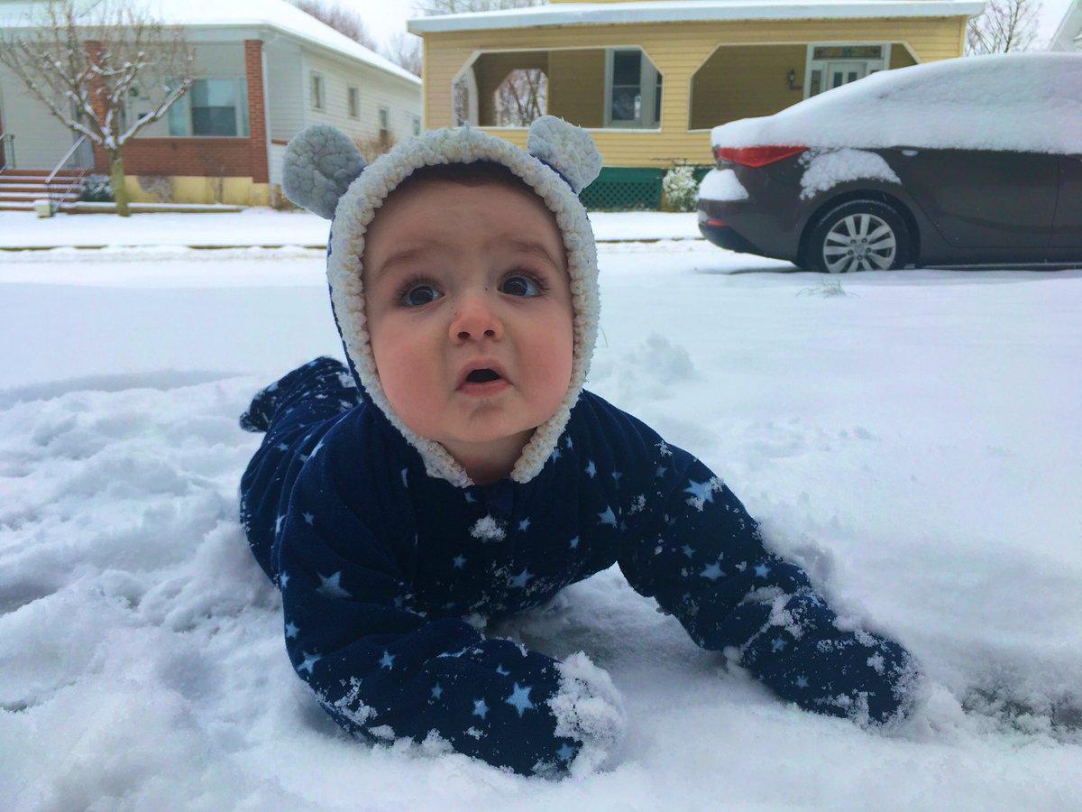 Miranda Villei Stepp's photo on Snow Day