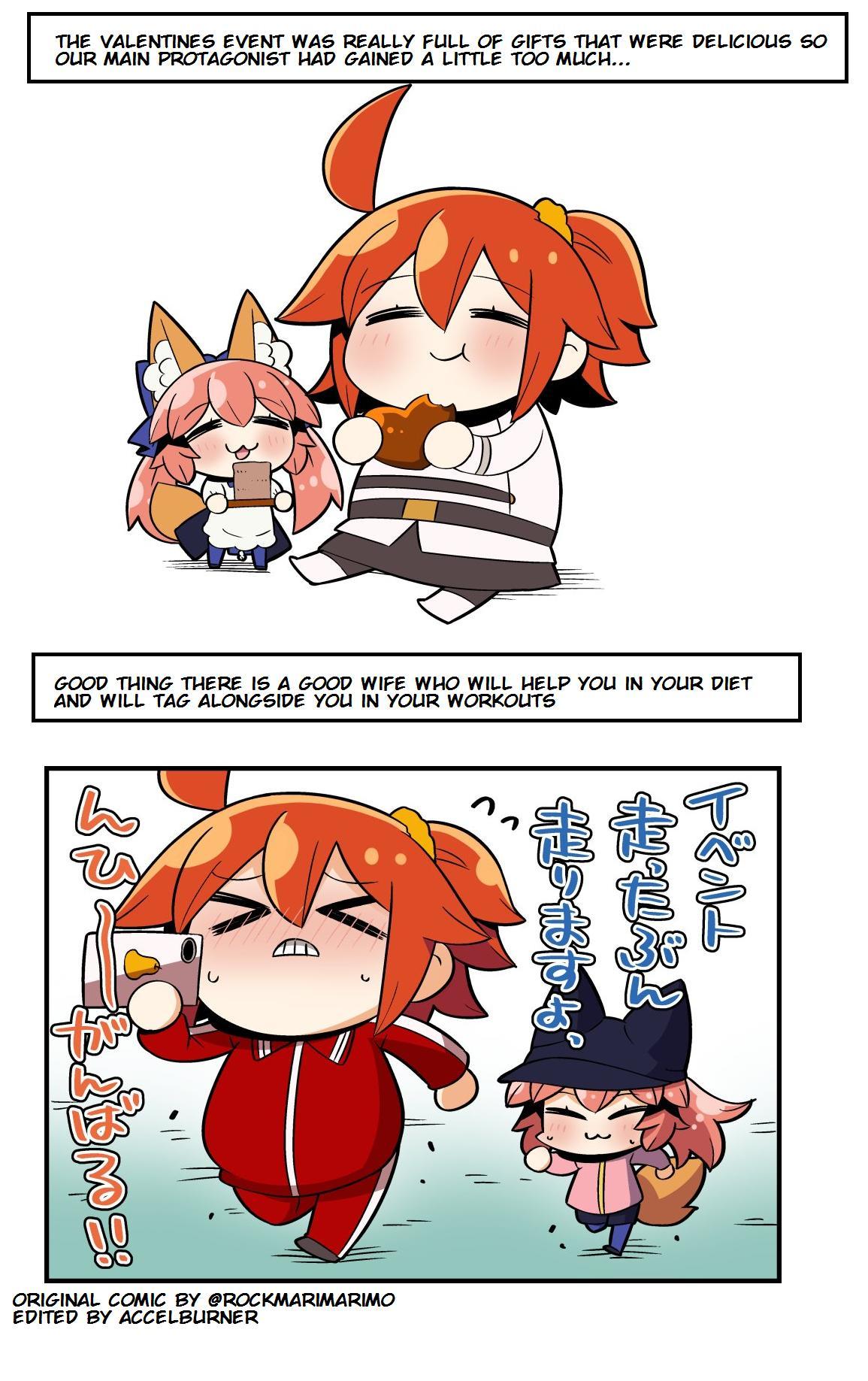 Minamamo's chronicles Dz3swsBX4AEvoSU