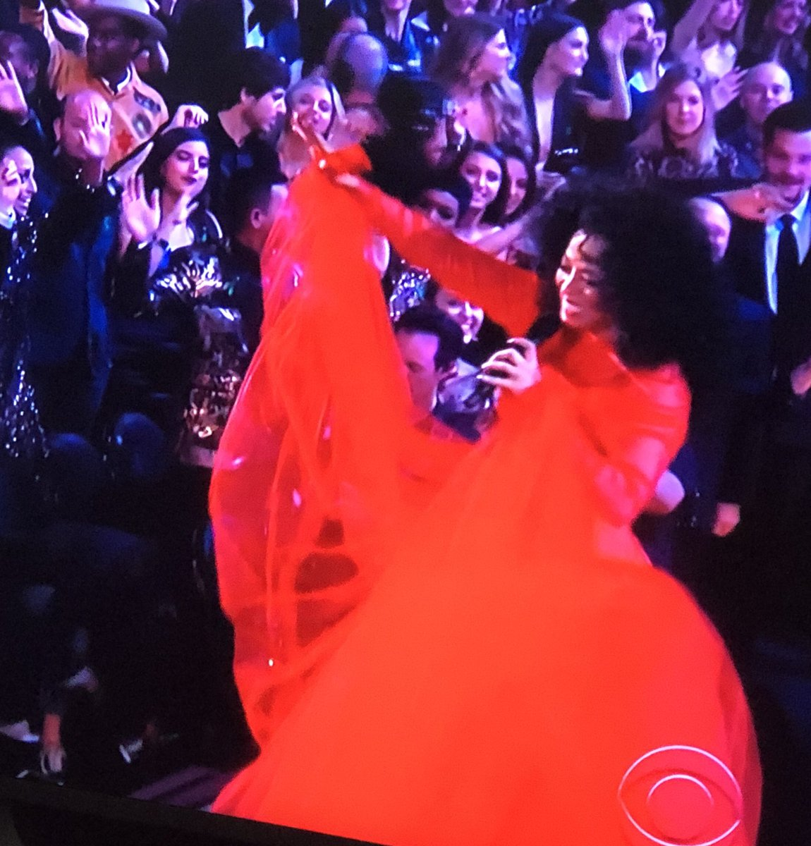 #Grammys2019 Rocked@DianaRoss Soulful Magic was beautiful <br>http://pic.twitter.com/Fvzoc61tuo