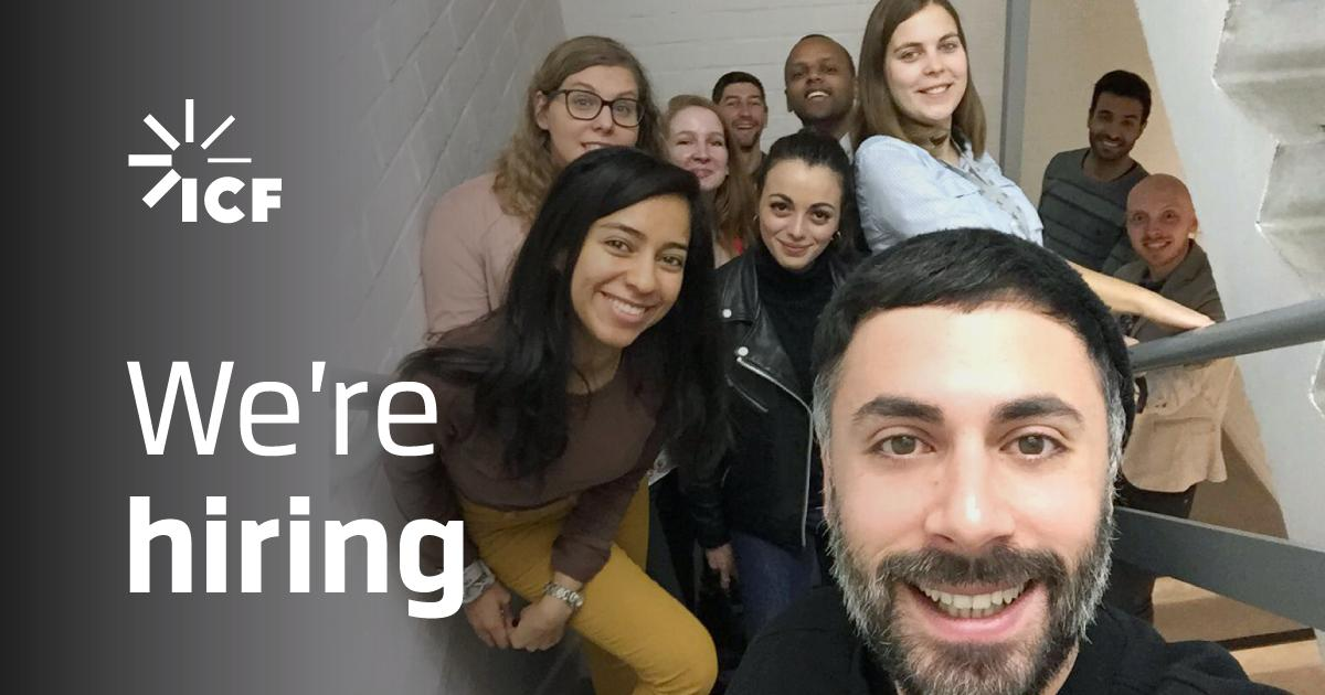 Is leading projects and managing staff to deliver solutions to problems, including review and presentation of analytical findings your forte? If you have a Master's degree in #Engineering , #Operations research , or #economics check it out! https://www.icf.com/careers/jobs/R1900344…