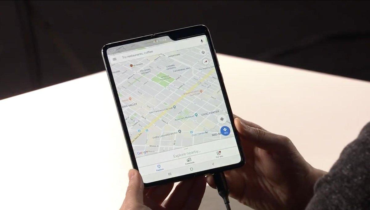مراجعة Samsung Galaxy Fold