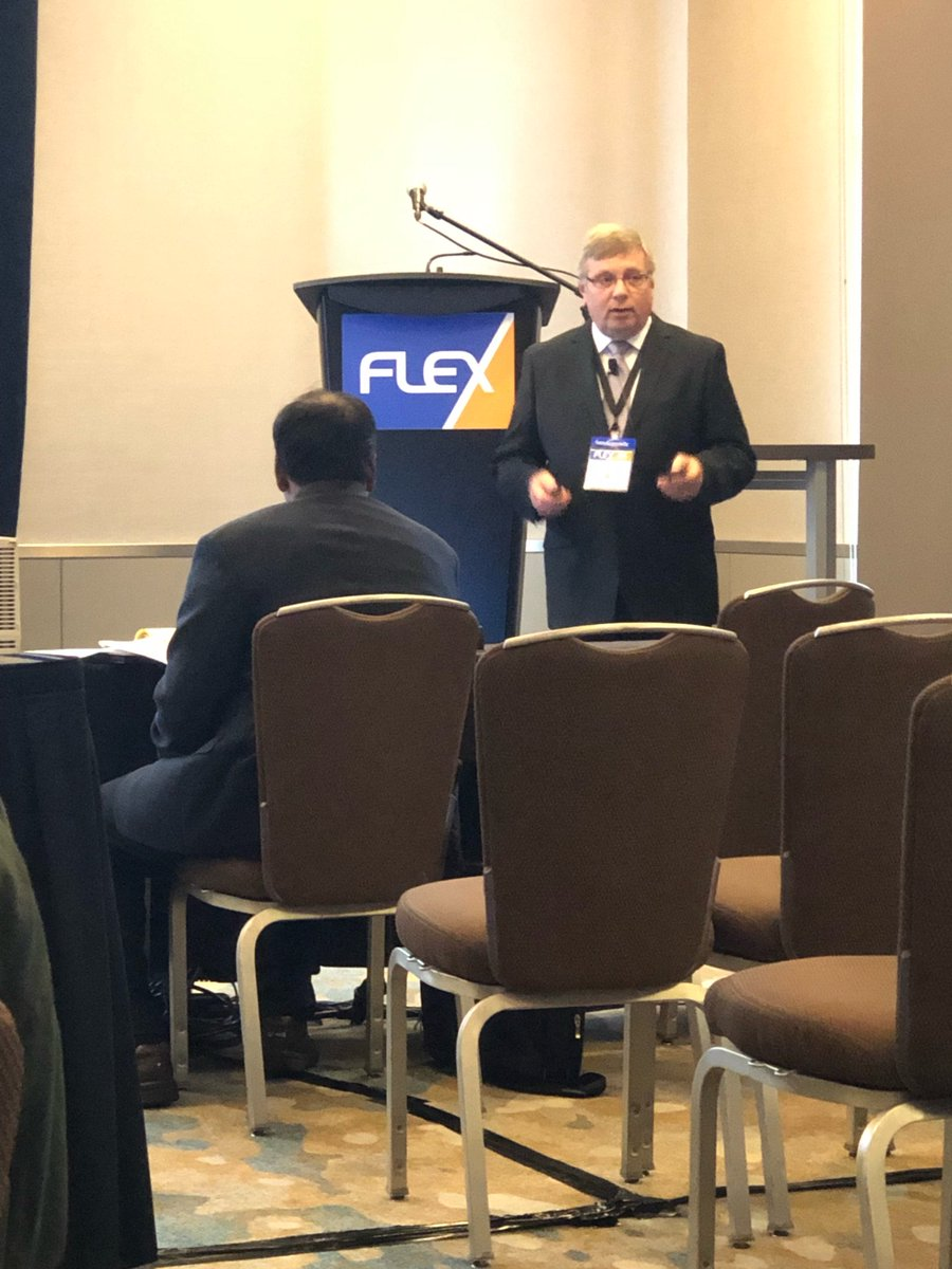 test Twitter Media - Tony Flaim presented today on Novel, Fast-Etching Plastic Packaging Materials for Laser Processing of Flexible Circuits and Printed Electronics during #Flex2019 @flexconf @flextechnews https://t.co/hxkjWuVWT6