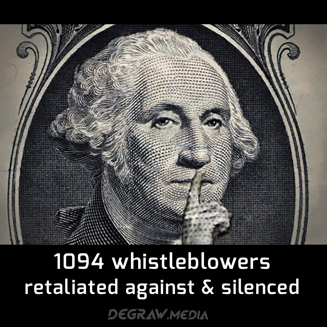 Google has removed my new report from their search results... a report about whistleblowers being silenced... #LandOfTheFree Here's the report... https://degraw.media/10-mind-blowing-pentagon-audit-reports-all-americans-need-to-know/…