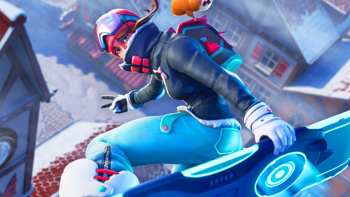 RT @FortniteBR: We are 1 week away from the end of Season 7.  Are you excited for Season 8? #Fortnite https://t.co/8elBLdns5K
