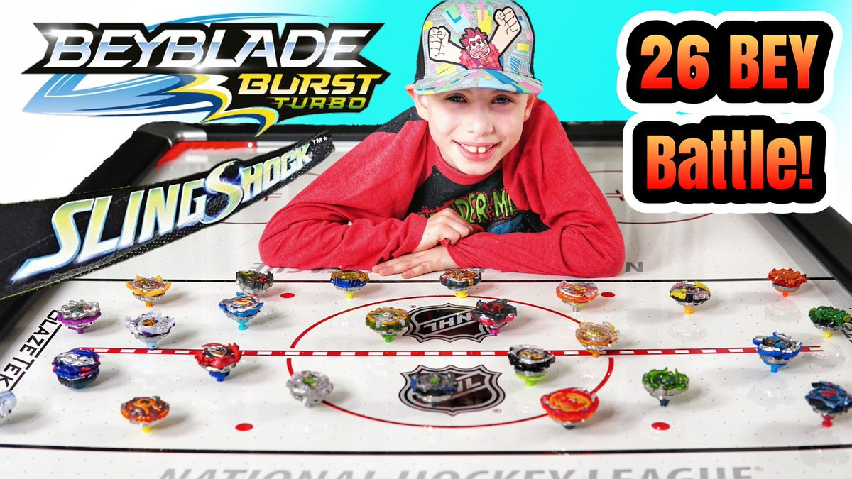 Craziest @Hasbro Beyblade Burst Turbo SlingShock Battle