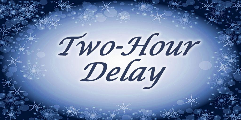 SNOW ALERT - Lower Dauphin schools will operate on a TWO-HOUR DELAY on Thursday, February 21, 2019. <br>http://pic.twitter.com/zs0s2hhuJ4