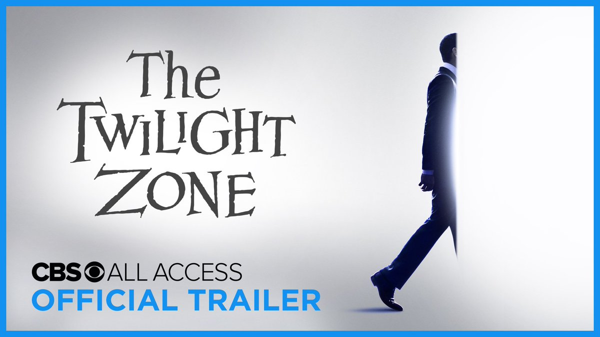 Watch debut trailer for Jordan Peele's #TheTwilightZone The iconic series returns April 1st.