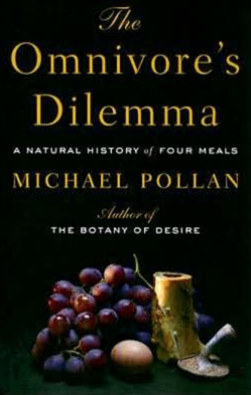 I've accepted a challenge from <a target='_blank' href='http://twitter.com/petropenguins'>@petropenguins</a> to post 7 covers of books I love: no explanations-just covers. Each time I post, I'll ask someone to take up the challenge. One cover a day for a week. My day 7 challenge goes to <a target='_blank' href='http://twitter.com/michaelpollan'>@michaelpollan</a> <a target='_blank' href='https://t.co/16qwPEvyh3'>https://t.co/16qwPEvyh3</a>