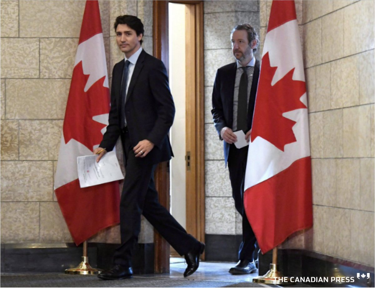 Here's a look at the timeline of events leading up to the SNC-Lavalin/Jody Wilson-Raybould scandal  #cdnpoli   https://t.co/SKMoqw89r3