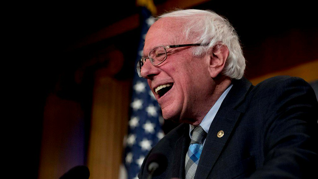 Sanders' 2020 campaign raises $4M in half a day https://on.khou.com/2SMpbdI