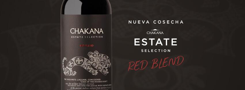 ¡Llegó una nueva cosecha!  Nuestro Estate Selection Red Blend 2017 ya está disponible, aprovechá hasta el jueves y llevalo con un 50%OFF ➡️ http://bit.ly/RedBlend2017