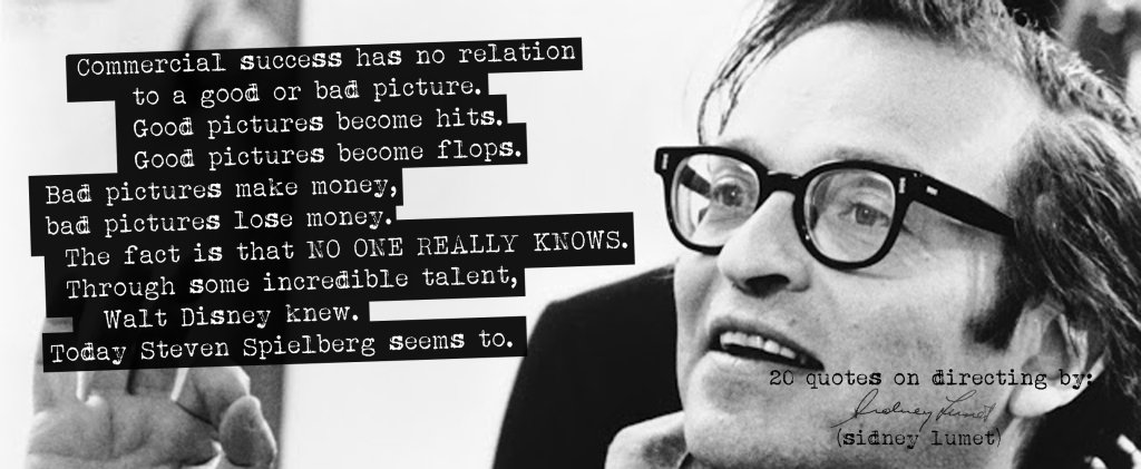 "📝🎥Legendary #Filmmaker #Screenwriter🎥📝 #SidneyLumet  ""Network"" 'Dog Day Afternoon"" ""12 Angry Men"" ""The Verdict"" ""Equus"" ""The Pawnbroker"" ""Long Days Journey into Night"" #WriterWednesday📝@McKeeStory @finaldraftinc💻@ScreenwritingU @WritingMag @TheScriptLab📜 #HumpDay🐪🐫#WW"