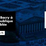 Image for the Tweet beginning: Venez écouter Emmanuel Bacry co-fondateur