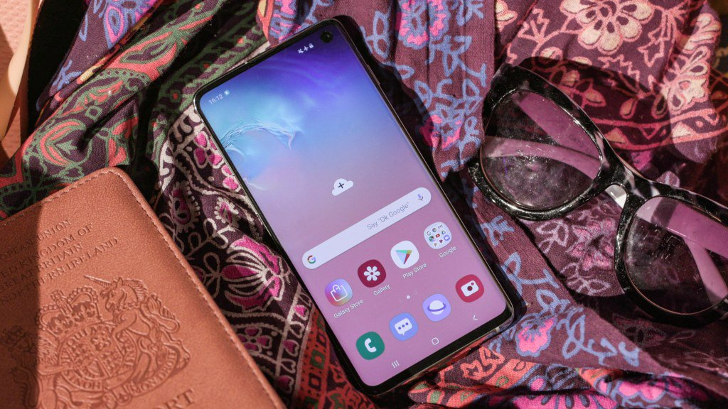 مراجعة Samsung Galaxy S10 Plus