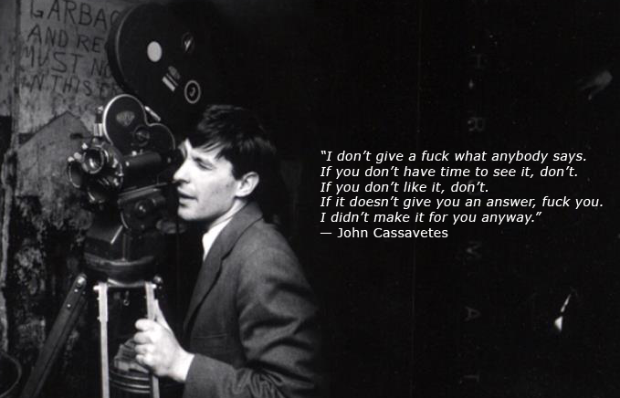 "📝🎥Legendary #Filmmaker #Screenwriter🎥📝 #JohnCassavetes  ""The Killing of a Chinese Bookie"" ""Gloria"" ""Minnie and Moskowitz"" ""A Woman Under the Influence"" ""Faces"" ""Husbands"" #WriterWednesday📝@McKeeStory @finaldraftinc💻@ScreenwritingU @WritingMag @TheScriptLab📜 #HumpDay🐪🐫#WW"