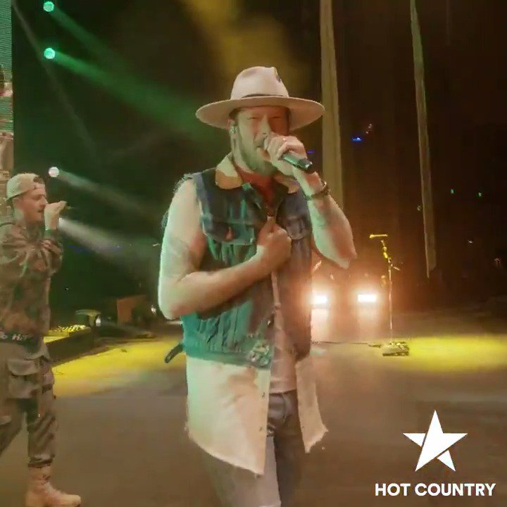 Get a whiff of that Rocky Mountain high with this @FLAGALine performance of Colorado on #HotCountry ⭐️ https://spoti.fi/2GPYxtd