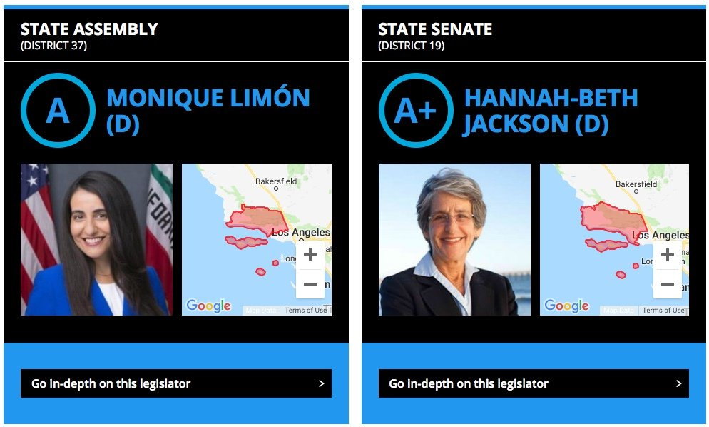 """Wed, 2/20: New """"Courage Scores"""" for our state legislators!   This gives us a chance to see how our #California Dem reps are translating our progressive values into votes. Lucky us, ours are """"A"""" legislators!   CLICK & THANK THEM! 🙏🏽  INFO▶️ https://indivisibleventura.org/2019/02/20/wed-2-20-new-courage-scores-for-our-state-legislators-click-thank/…  #Indivisible"""