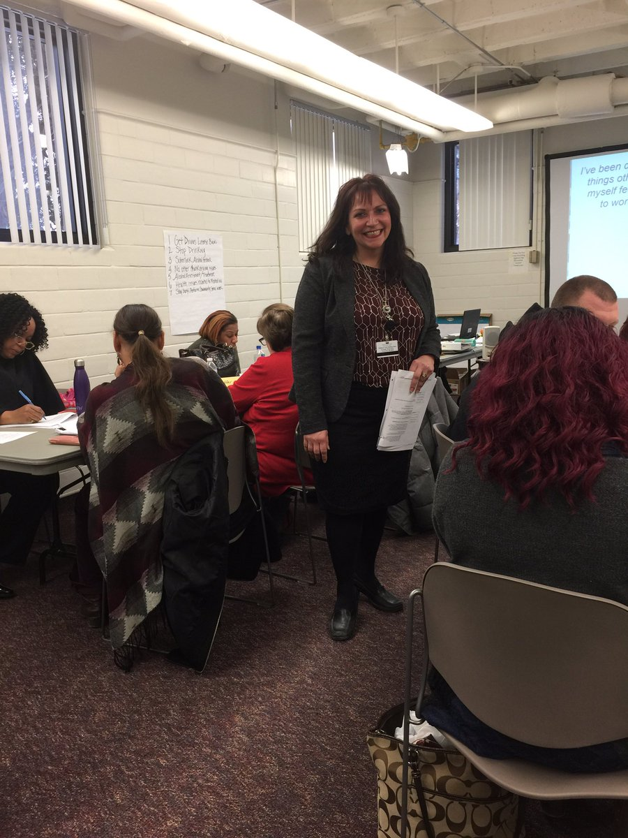 Motivational Interviewing Training continues at QPN!