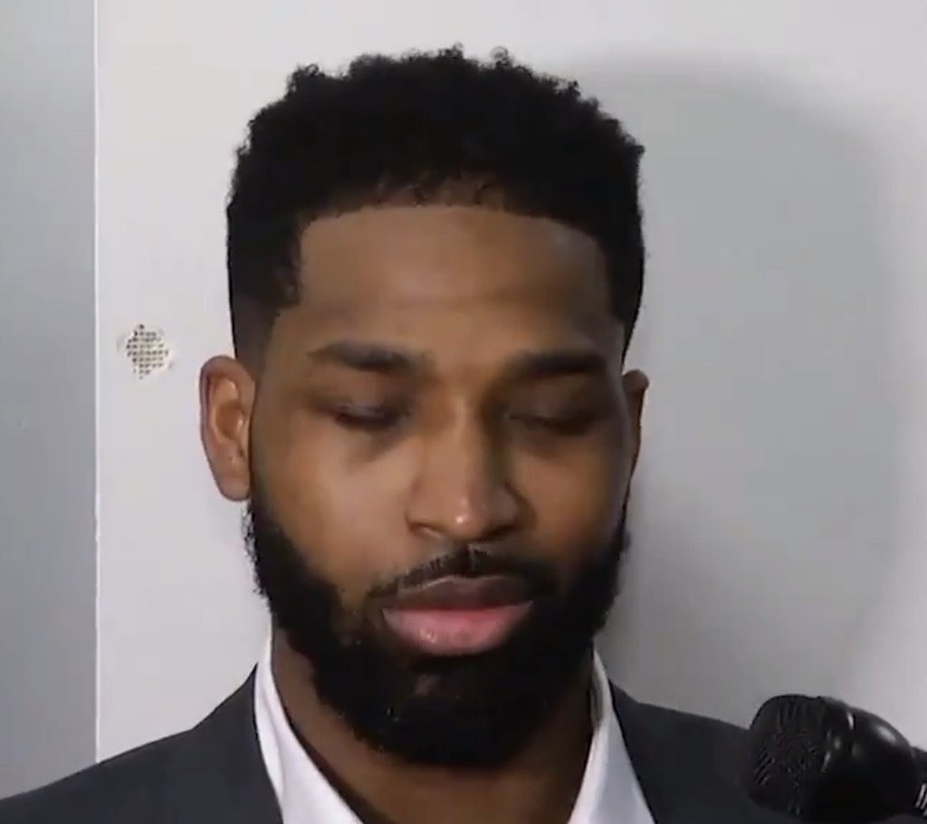 New Video Allegedly Shows Tristan Thompson Having a 7some With IG Models on Valentine's Day Before He Cheating With Kylie Jenner's BFF & Devin Booker's Ex-GF Jordyn Woods; Why People Are Blaming Jordan Clarkson (Secret Pics-Vids) http://bit.ly/2T48KZA