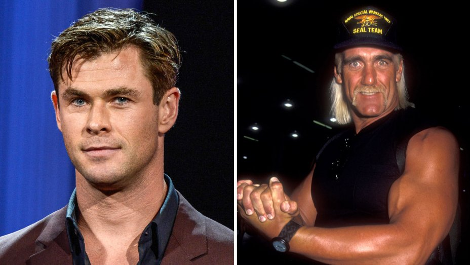 Hollywood Reporter's photo on Chris Hemsworth