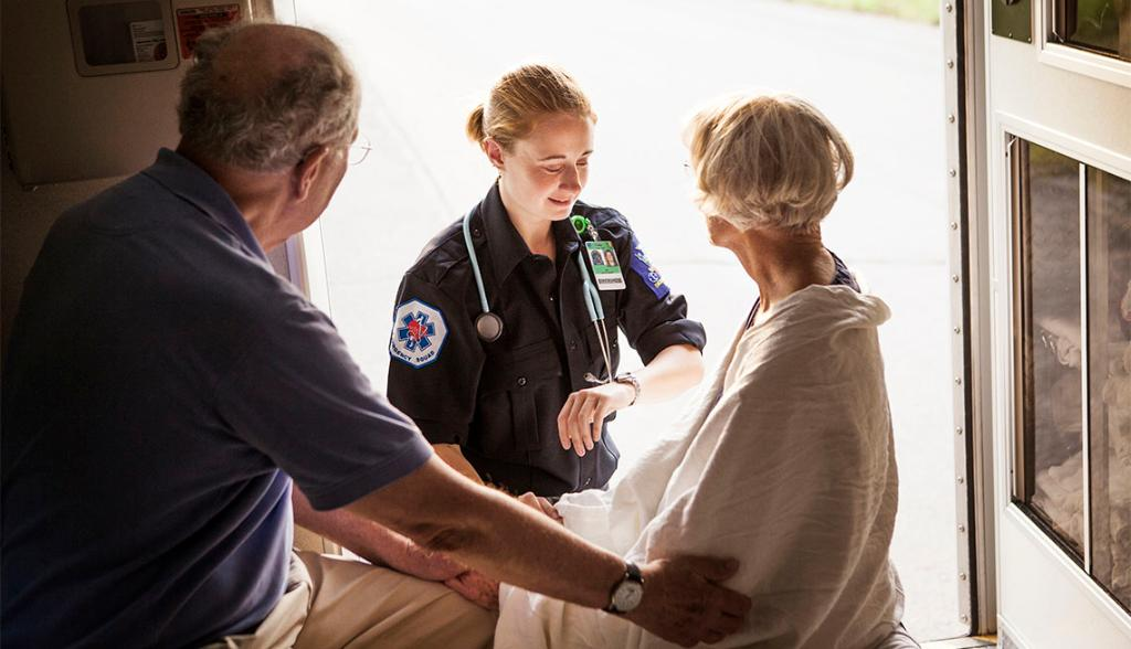 Medicare is testing broader ambulance services with a pilot program that would expand coverage for ambulance visits. Learn more: http://spr.ly/6013EToYN