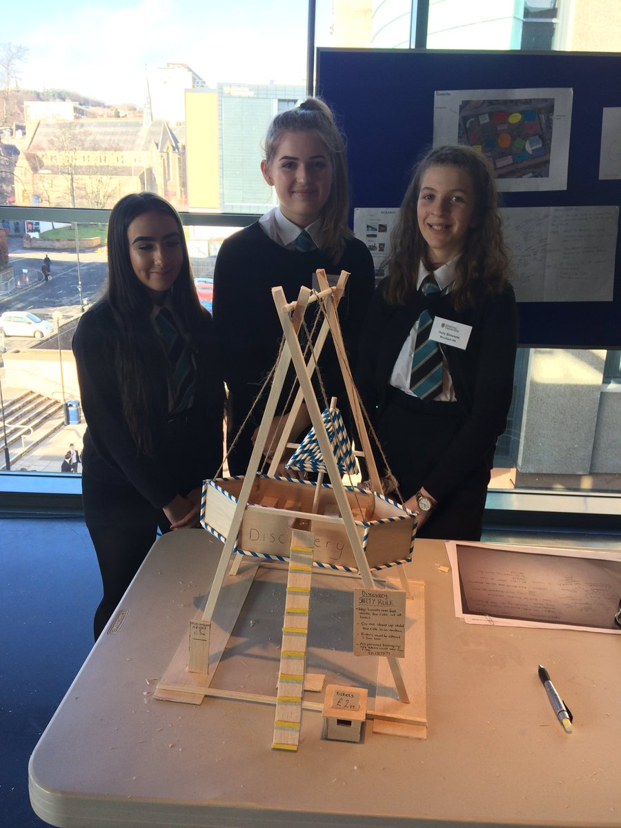 Last few pics from @AbertayUWTC Civil Engineering Design competition today- thanks again for such a brilliant experience, we'll see you next year!!  #futureengineers #skillsforlife @MonifiethHigh<br>http://pic.twitter.com/9TXQcrYHaI