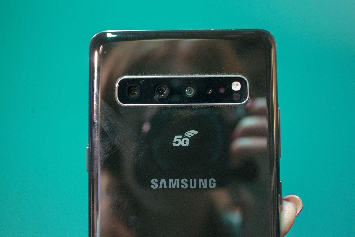 مراجعة Samsung Galaxy S10 5G