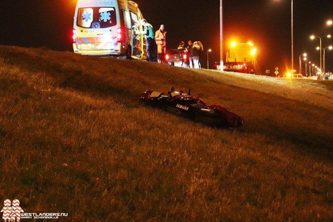 Motorrijder licht gewond na schuiver op N220 https://t.co/r7fl5fAUnH https://t.co/miwx2GKNKE