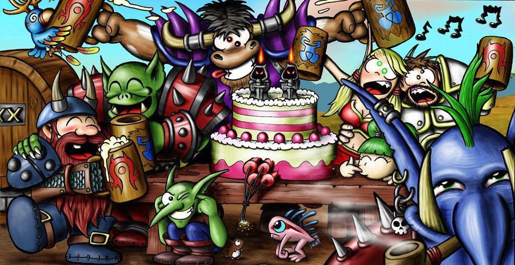 Дота картинка с днем рождения