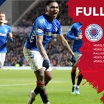 FULL-TIME: Rangers 5-0 KilmarnockA superb performance from the Gers at Ibrox. #RangersFC will travel to Pittodrie to face Aberdeen in the quarter-final of the @ScottishCup.