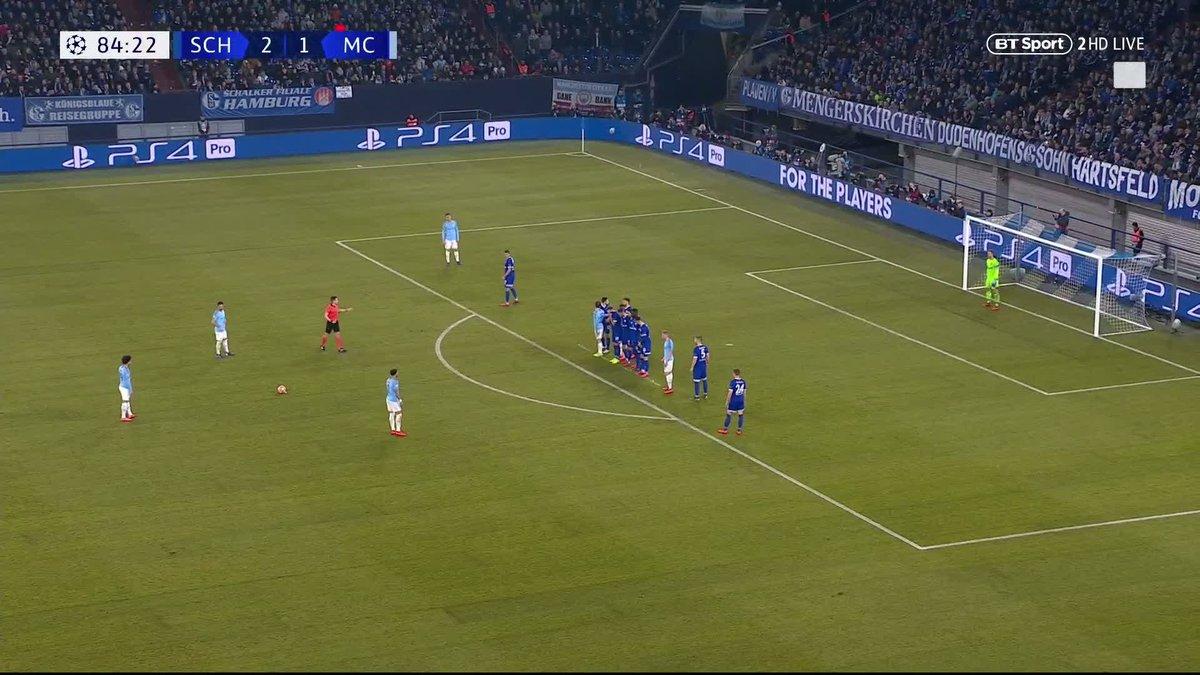 Football on BT Sport's photo on Sané