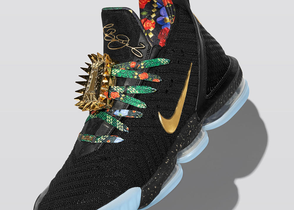 7f14a2b67b00 lebron james humbled to have nike lebron 9 watch the throne and lebron 16  kings throne