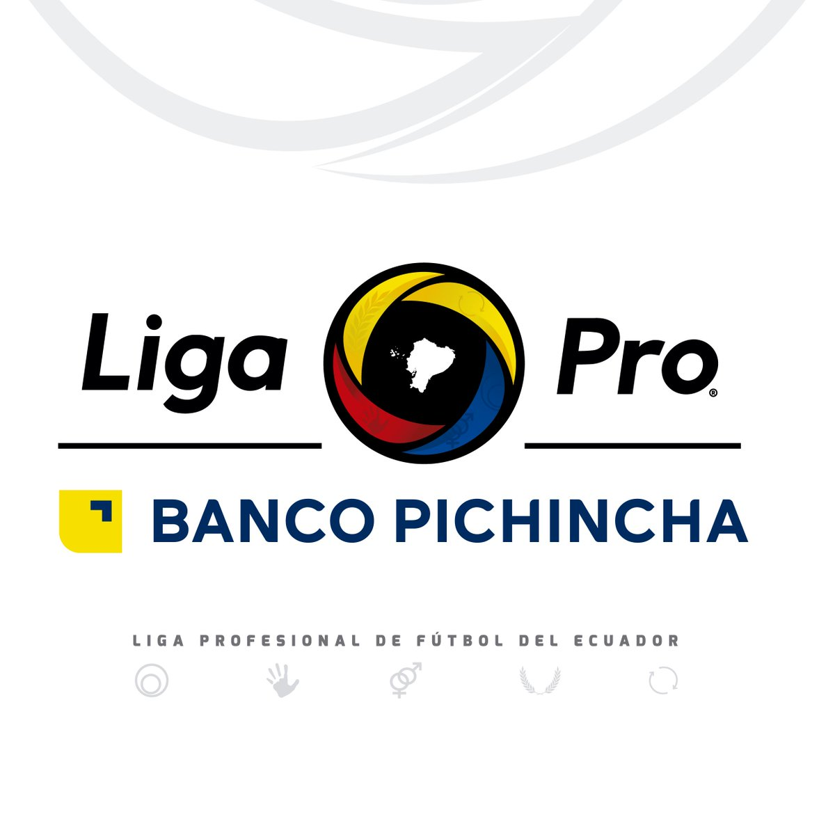 ¡Una alianza a beneficio del fútbol ecuatoriano! Bienvenido @BancoPichincha.  📢Ahora somos #LigaProBancoPichincha 🇪🇨🤝⚽ En confianza.