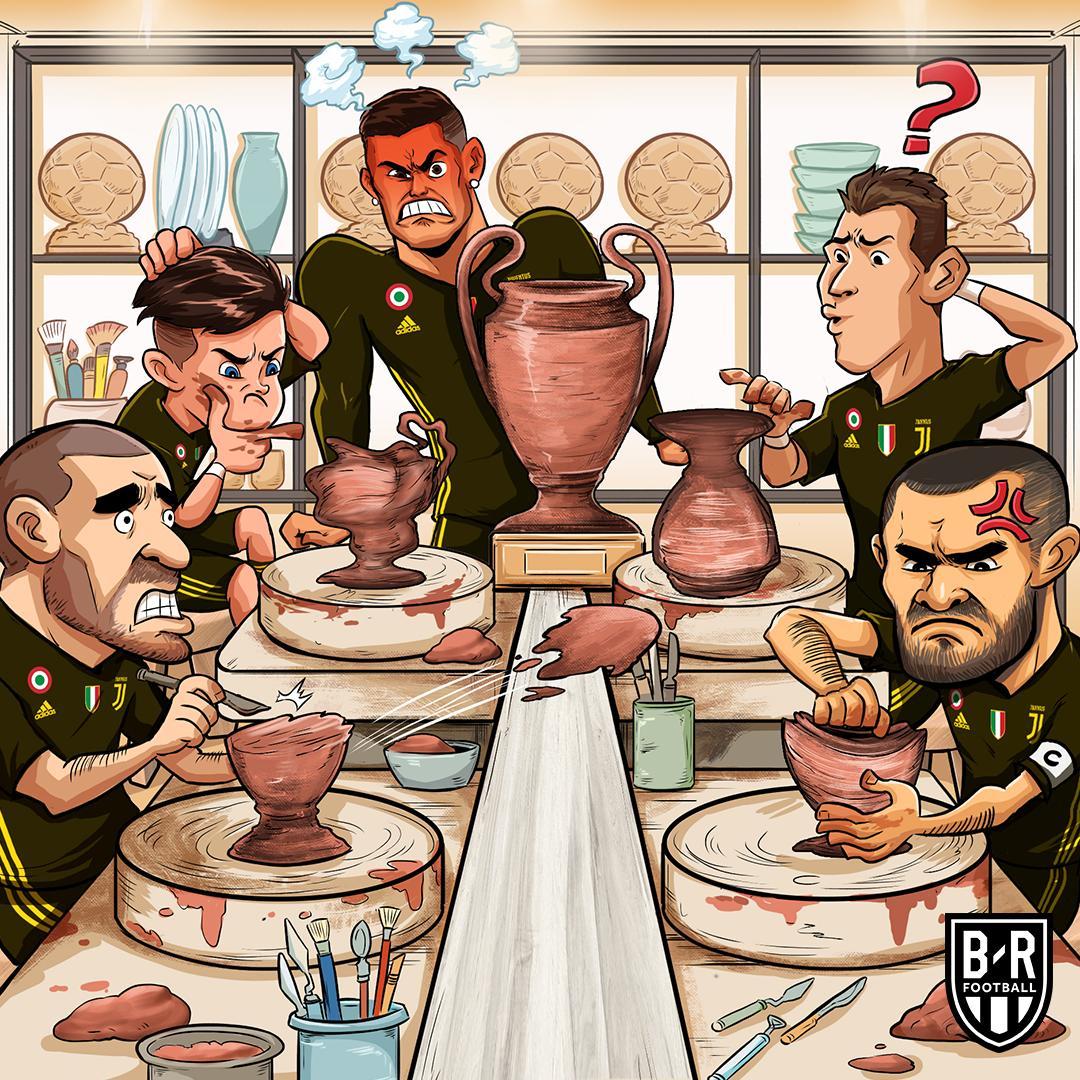 B/R Football's photo on Juve