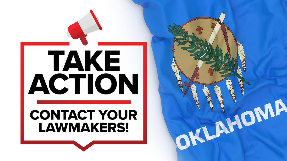The #Oklahoma Senate Appropriations Committee passed Constitutional Carry Legislation, HB 2597, by an 18 to 4 vote. HB 2597 will now be sent to the Senate floor. Visit http://bit.ly/supportHB2597 contact your state Senator and strongly urge them to SUPPORT HB 2597.