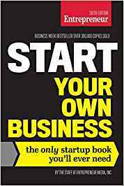 Start Your Own Business: The Only Startup Book You'll Ever Need https://ift.tt/2TVD5Xy #startup #entrepreneur #smallbiz #business #entrepreneurship #startups #entrepreneurs