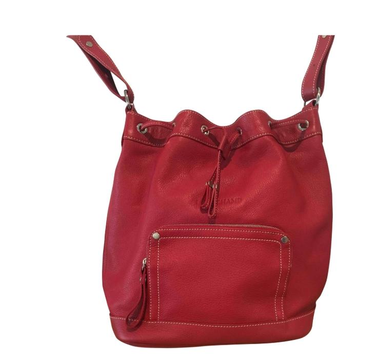 1091b853d33e ... red shoulder bag https   www.vestiairecollective.com women-bags  handbags longchamp red-leather-longchamp-handbag-7043177.shtml utm content 2019-02-20  … ...