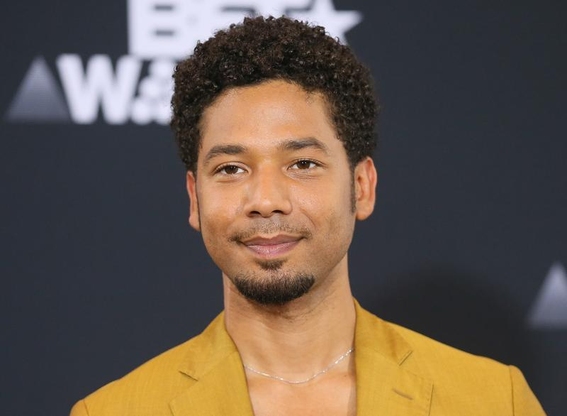 BREAKING: Actor Jussie Smollett is classified as a suspect for filing a false police report - Chicago police
