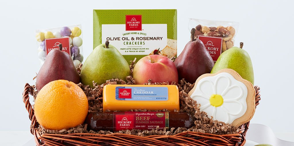 Clic Hickory Farms Favorites For The Perfect Addition To Any Celebration Check Out Our Collection Of Spring Gifts Here Https Hf Gift Springgifts