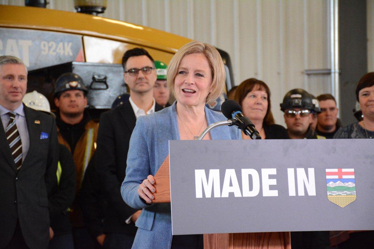 Premier Rachel Notley announced that Nautical Energy is moving forward with building its $2-billion methanol plant 10 kilometres south of Grande Prairie. #gpab #abnews #countyofgp https://www.dailyheraldtribune.com/news/local-news/its-a-good-day-for-grande-prairie-province-supports-2-billion-methanol-plant?fbclid=IwAR0fdAKX4JgZUkmTLxXZMU8HiVgTTT-cJVnVhgWz-K9f0SkG-cgP0BAEHIo…