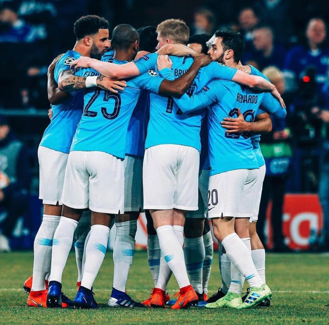 RT @gabrieljesus33: What a result tonight 👏🏽🙌🏽🙏🏽 #comeonCity #cityzens https://t.co/4d6daZJto5
