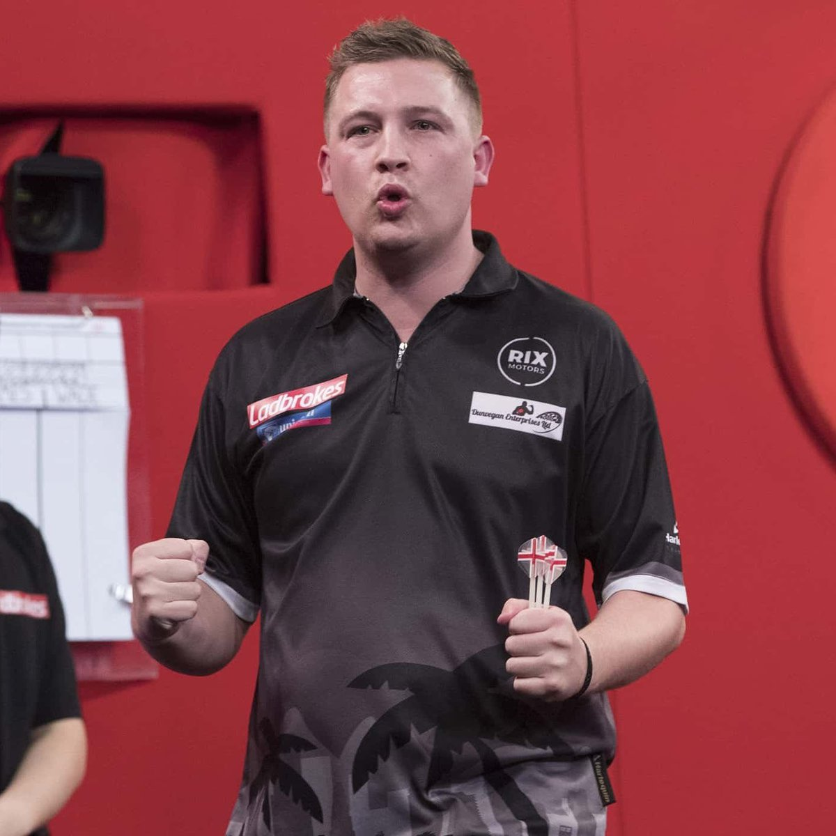 Michael Smith At Bullyboy180 Twitter