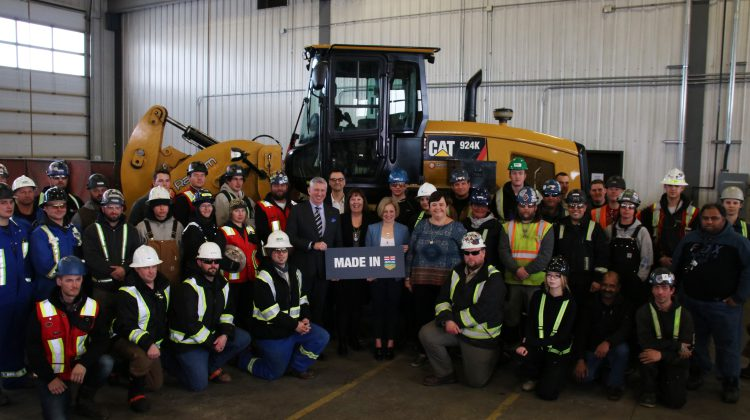 Province offers $80M in royalty credits to methanol plant proposed for south of Grande Prairie https://www.mygrandeprairienow.com/51673/province-offers-80m-in-royalty-credits-to-methanol-plant/… #gpab #CountyofGP