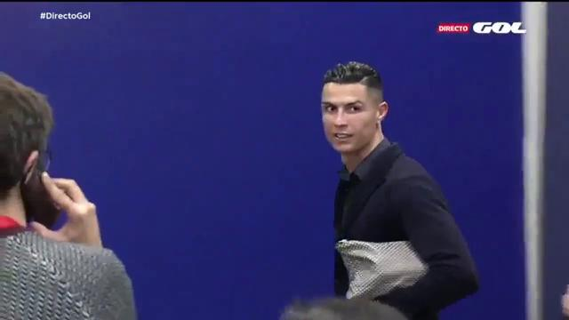 'Ronaldo 5, Atletico Madrid 0' - Juventus star comes out fighting despite loss