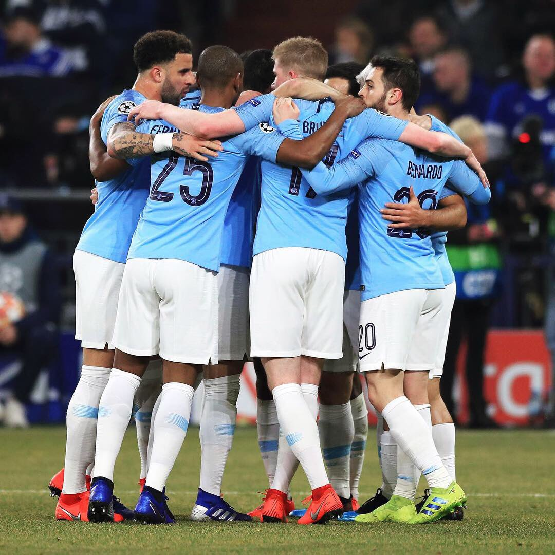 RT @fernandinho: Not the best performance but a great result. 🙌🏾 Keep pushing. 💪🏾💪🏾 C'mon! #together #wearecity https://t.co/H6xoayR882