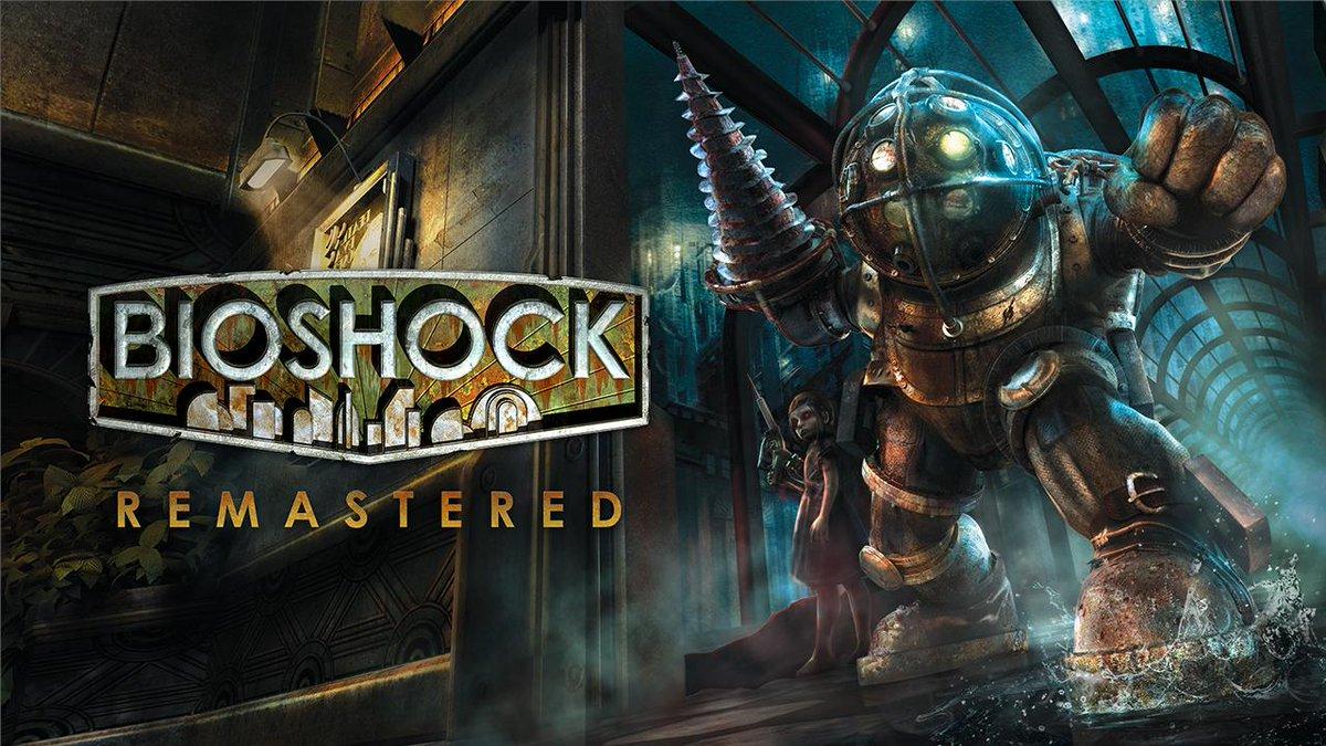 Now coming to Nitro.  BioShock Remastered BioShock 2 Remastered Civilization IV Complete Mafia XCOM Enemy Unknown  Grab BioShock1&2 today: http://dis.gd/BioShock CIV IV, Mafia, and XCOM available soon.